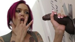 Anna Bell Peaks puts her boots on