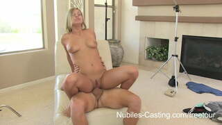 Nubiles Casting: anything to get the job