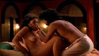 Compilation of sex scenes with Indira Varma
